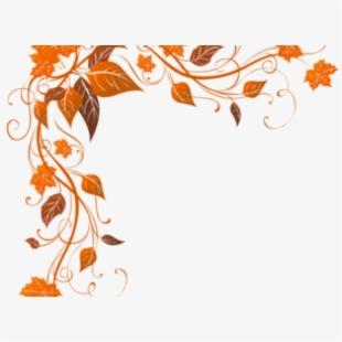 Autumn leaves clipart border clip library download Autumn Leaves Clipart Corner - Autumn Leaves Border Corner #215628 ... clip library download