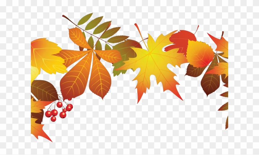 Fall leaves clipart transparent clip art free stock Autumn Leaves Clipart Decoration - Transparent Background Fall ... clip art free stock