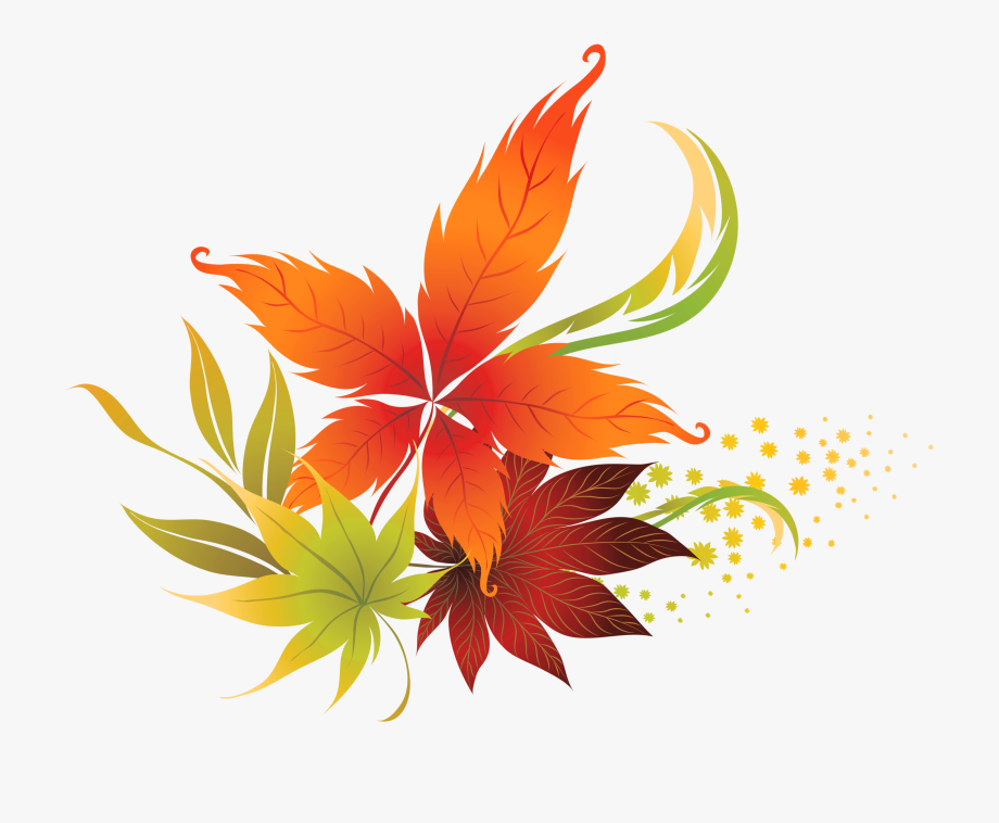 Fall leaves clipart transparent picture transparent download Fall Leaves Fall Clip Art Autumn Clipart - Transparent Background ... picture transparent download