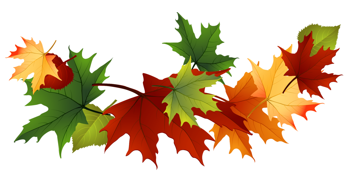 Fall thanksgiving clipart autumn banner free Image - Fall-autumn-leaves-clip-art-transparent-background 167144 ... banner free