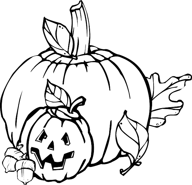 Fall pumpkin black and white clipart picture transparent download Free pictures BLACK - 5068 images found picture transparent download