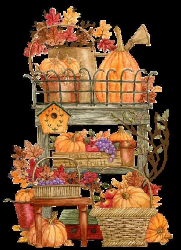 Fall scene clipart hay corn stalk pumpkin clip freeuse download Pin by Alicja Dębska on Jesień - autumn   Pinterest   Autumn, Clip ... clip freeuse download
