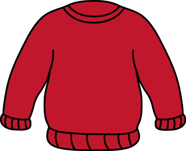 Fall sweater clipart png free STEP 3: Symbolism. 3. Repeating nouns- Red sweater, Eleven, One ... png free