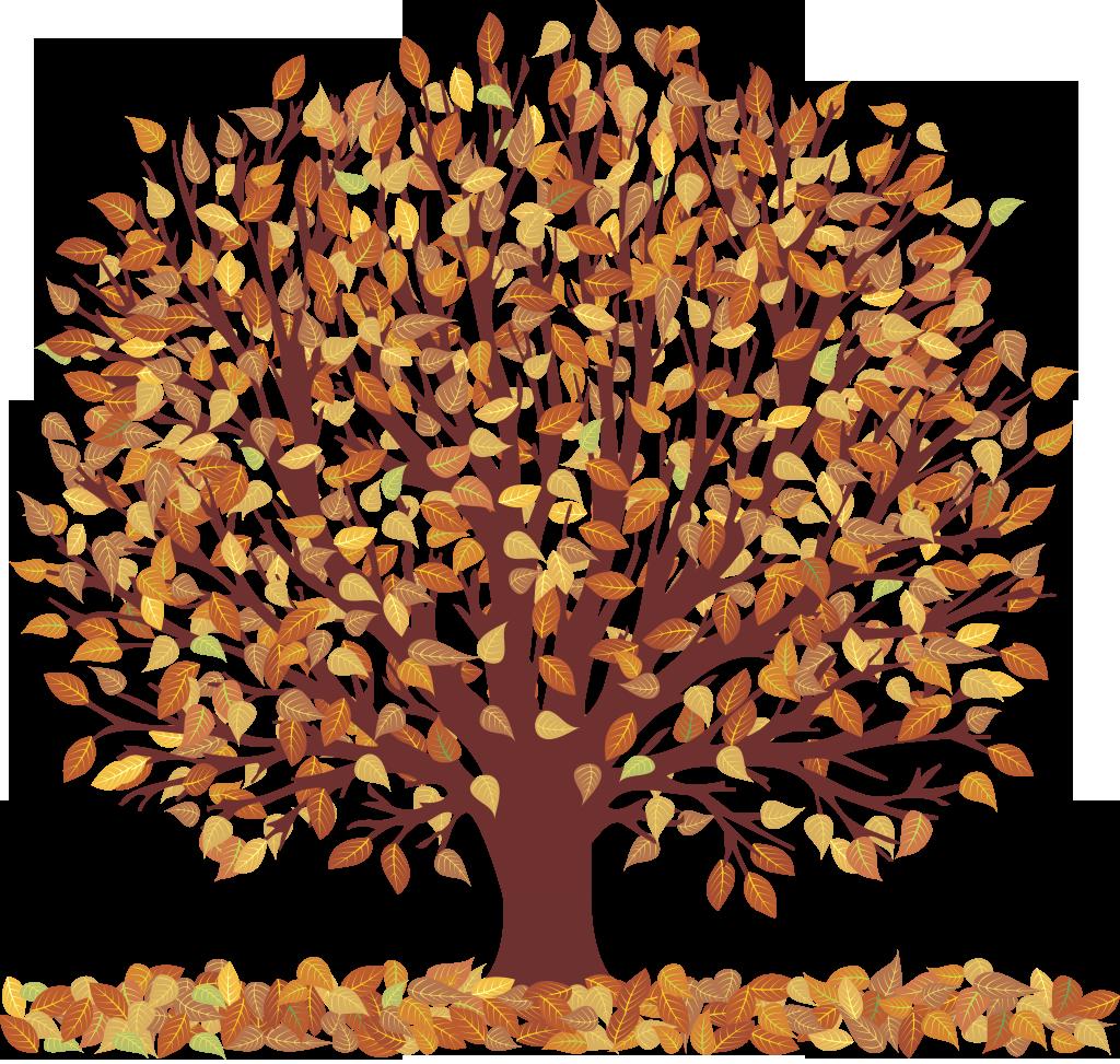 Fall tree clipart. Trees