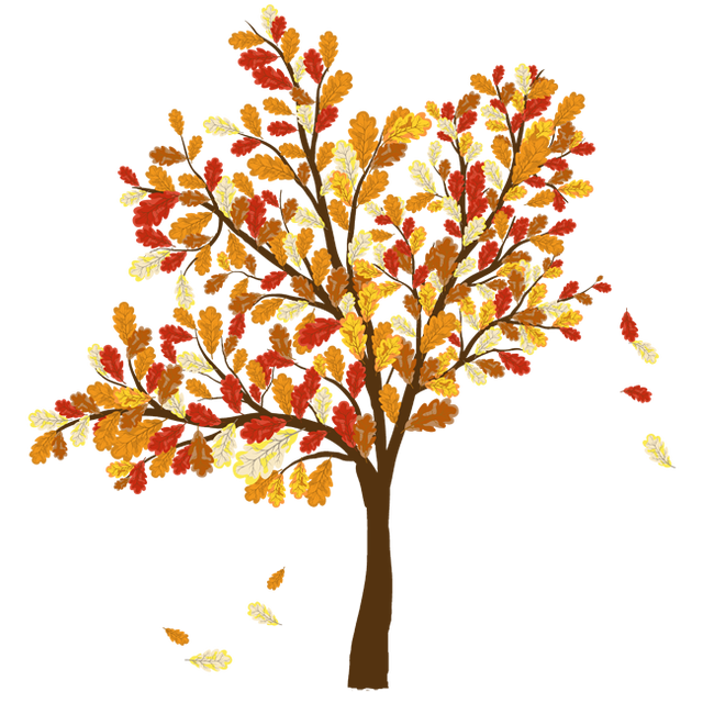 Fall tree clipart thanksgiving invites vector freeuse stock 28+ Collection of Thanksgiving Tree Clipart | High quality, free ... vector freeuse stock