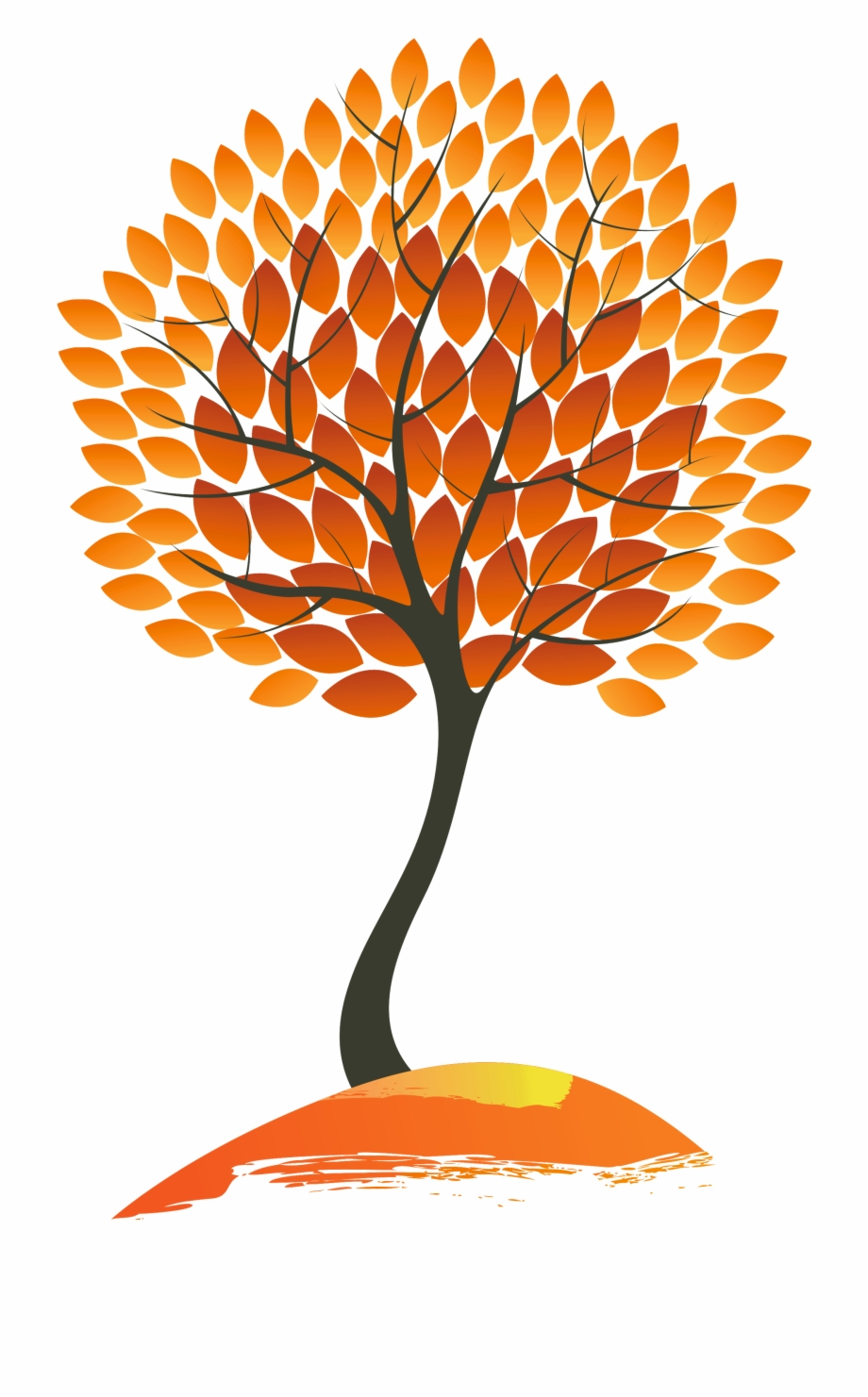 Fall trees clipart free svg free Autumn Trees Clipart - Fall Tree Clipart Png Free PNG Images ... svg free