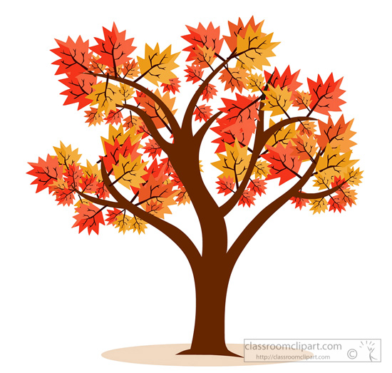 Fall trees clipart free clip art black and white download fall tree Seasonal clipart maple tree fall foliage jpg - Clipartix clip art black and white download