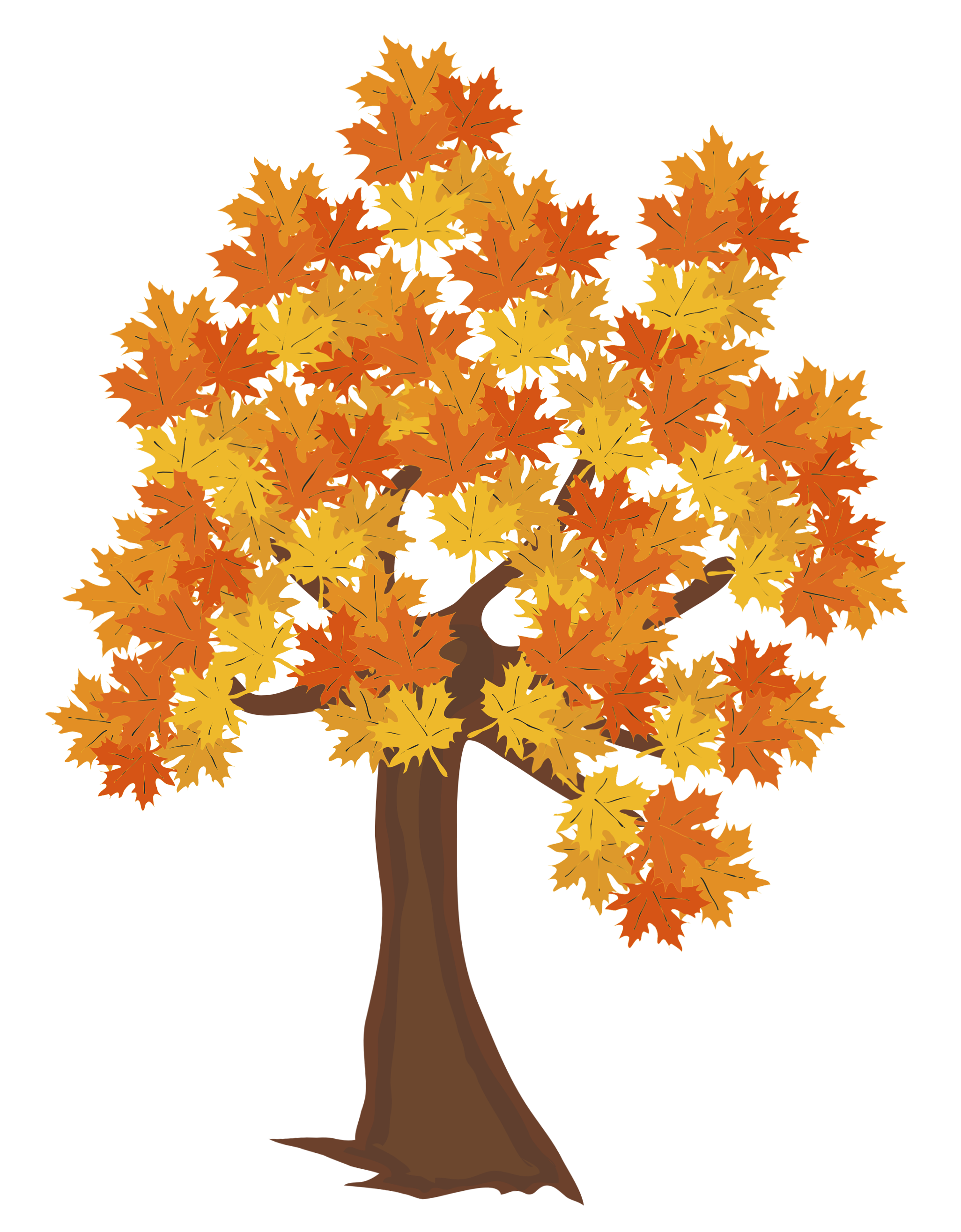 Fall trees clipart free png royalty free Png Fall Tree & Free Fall Tree.png Transparent Images #22533 - PNGio png royalty free