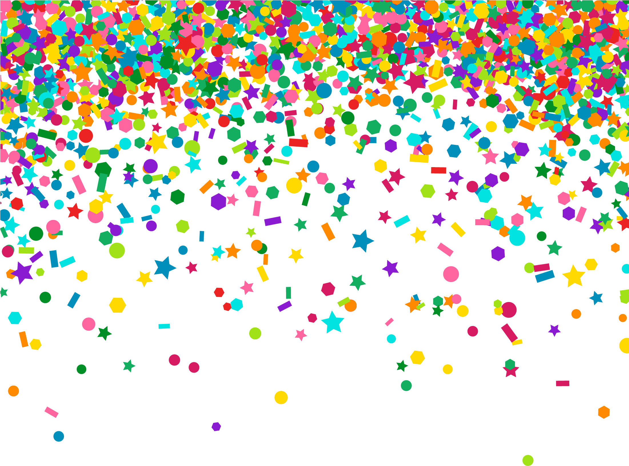 Library of falling confetti clip freeuse download png ...