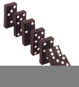 Falling dominoes clipart banner transparent download Clipart Dominoes Falling | Free Images at Clker.com - vector clip ... banner transparent download