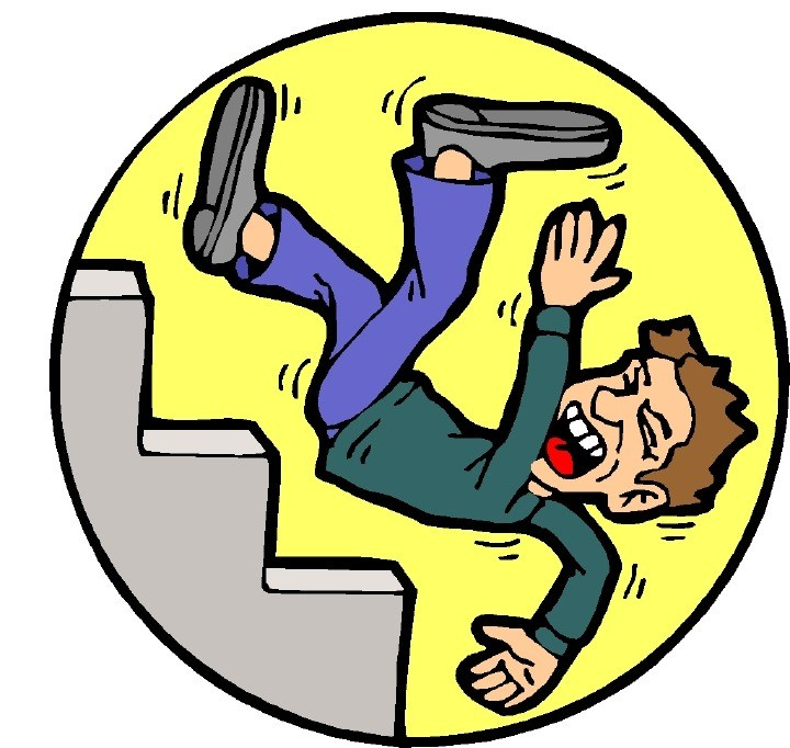Falling down stairs clipart graphic stock Falling down stairs clipart 5 » Clipart Portal graphic stock