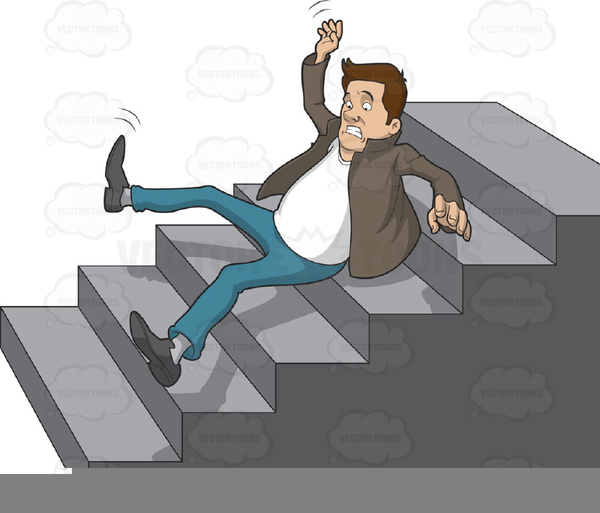 Falling down stairs clipart clipart transparent Falling Down Stairs Clipart | Free Images at Clker.com - vector clip ... clipart transparent