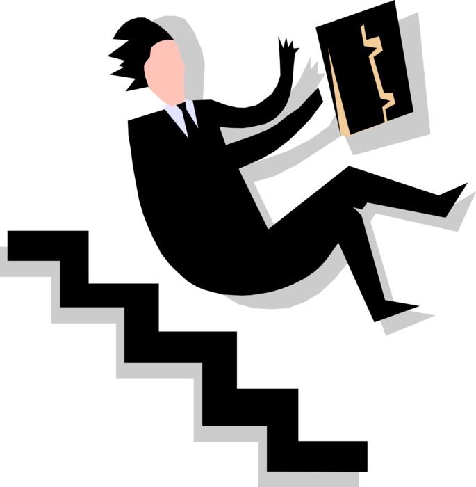 Falling down stairs clipart svg royalty free stock People falling down stairs clipart images gallery for free download ... svg royalty free stock