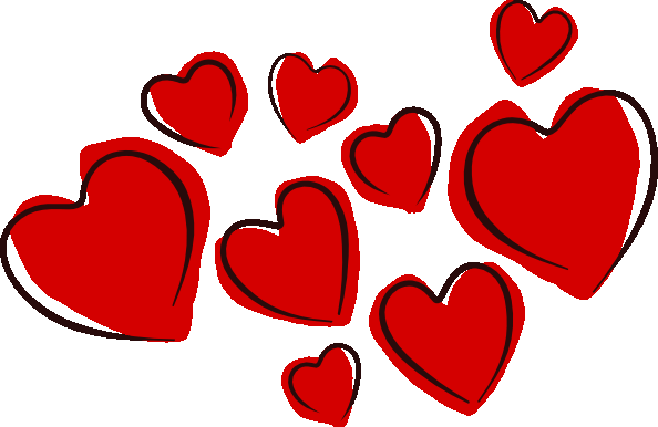 Falling in love clipart hearts image library My Friend Fancies You – Gaming Romance |