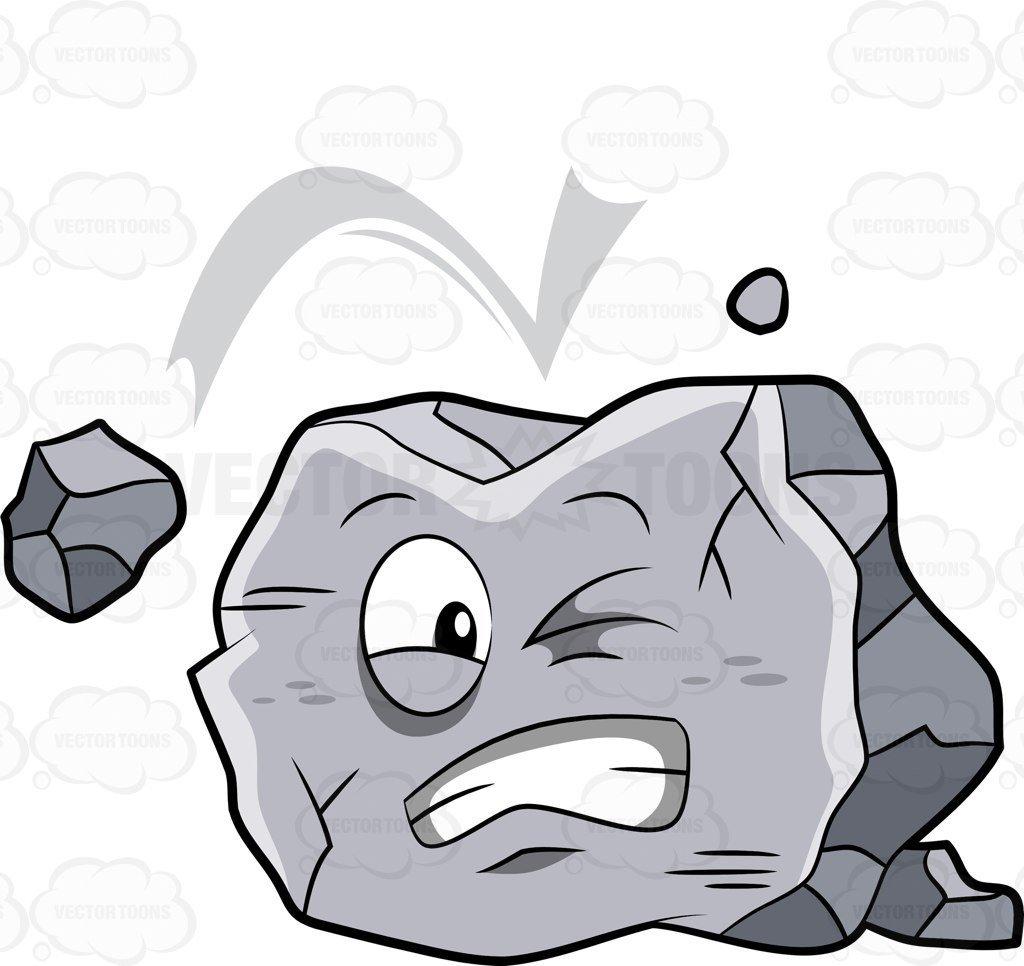 Falling rocks clipart image black and white Falling rocks clipart 2 » Clipart Portal image black and white