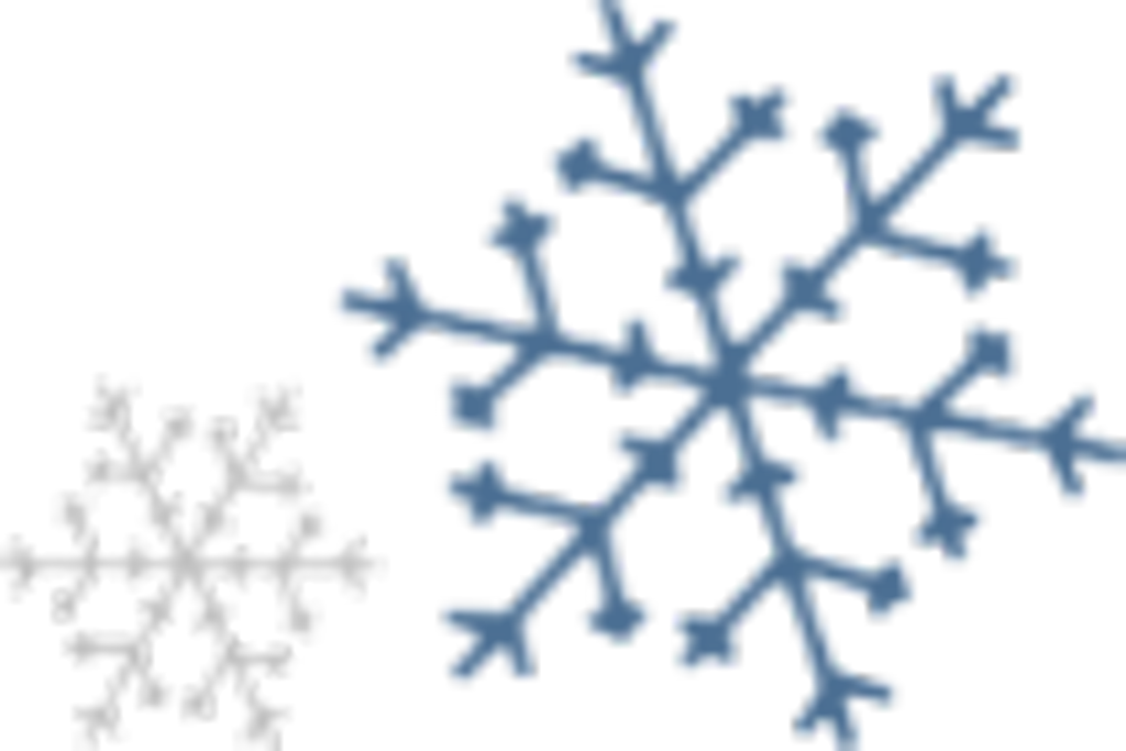 Free falling snowflake clipart picture library Programs picture library