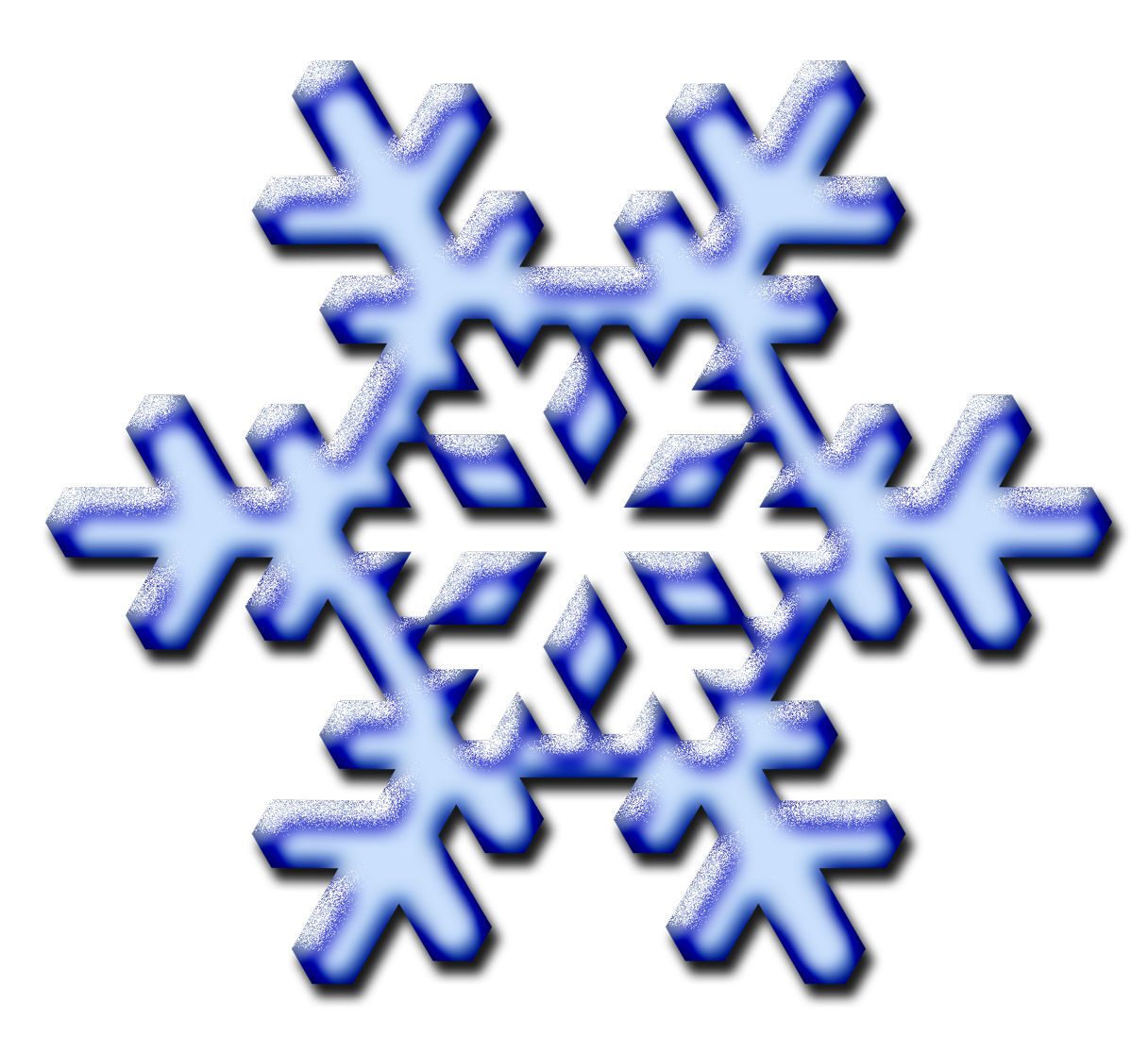 Falling snowflake clipart blue vector download Blue Snowflakes Clipart | Free download best Blue Snowflakes Clipart ... vector download