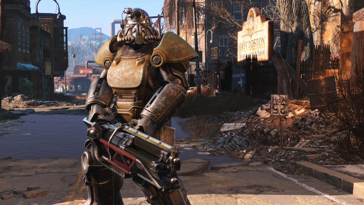 Fallout 4 picture transparent This 'Fallout 4' Sound Mod Is Game-Changing | Inverse picture transparent
