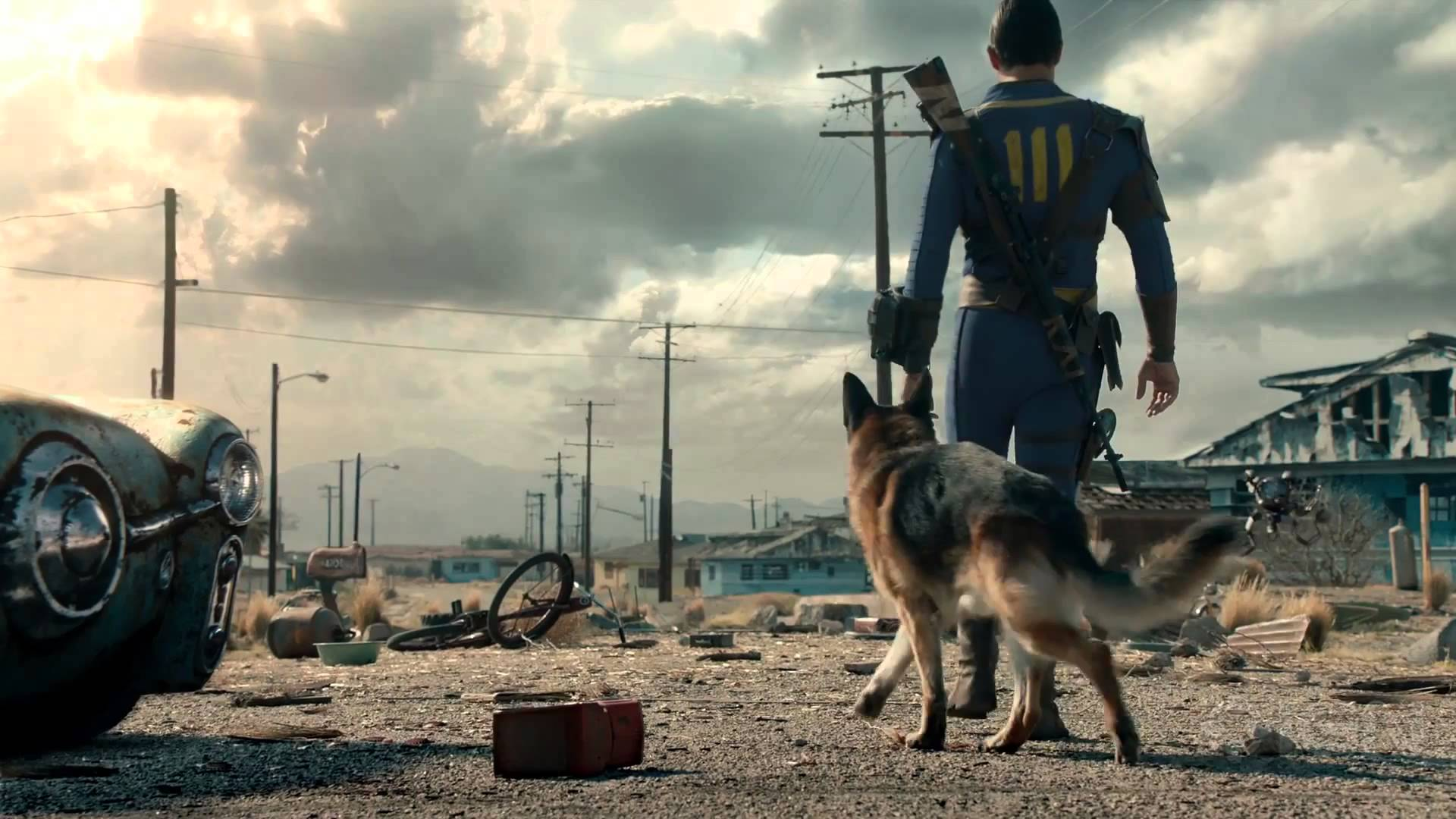 Fallout 4 png freeuse library UPDATE - Comparison Video] Fallout 4 PS4 Pro Update Now Available ... png freeuse library