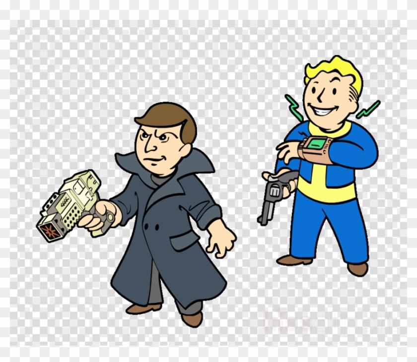 Fallout 4 clipart clipart transparent Fallout 4 Clipart Fallout 4 Fallout - Fallout Vault Boy Art, HD Png ... clipart transparent