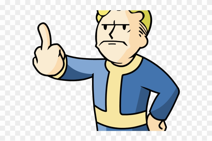 Fallout 4 clipart image freeuse Fallout Clipart Pip Boy - Fallout 4 Vault Boy Gif, HD Png Download ... image freeuse