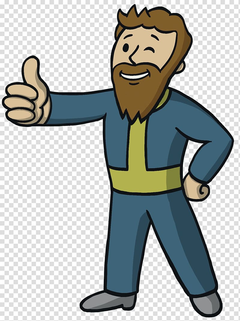 Fallout 4 clipart graphic transparent stock Fallout 3 Fallout 4 Fallout: New Vegas Fallout Shelter, boy ... graphic transparent stock