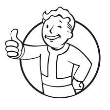 Fallout vault boy clipart clipart free stock Fallout vault boy clipart - ClipartFest clipart free stock