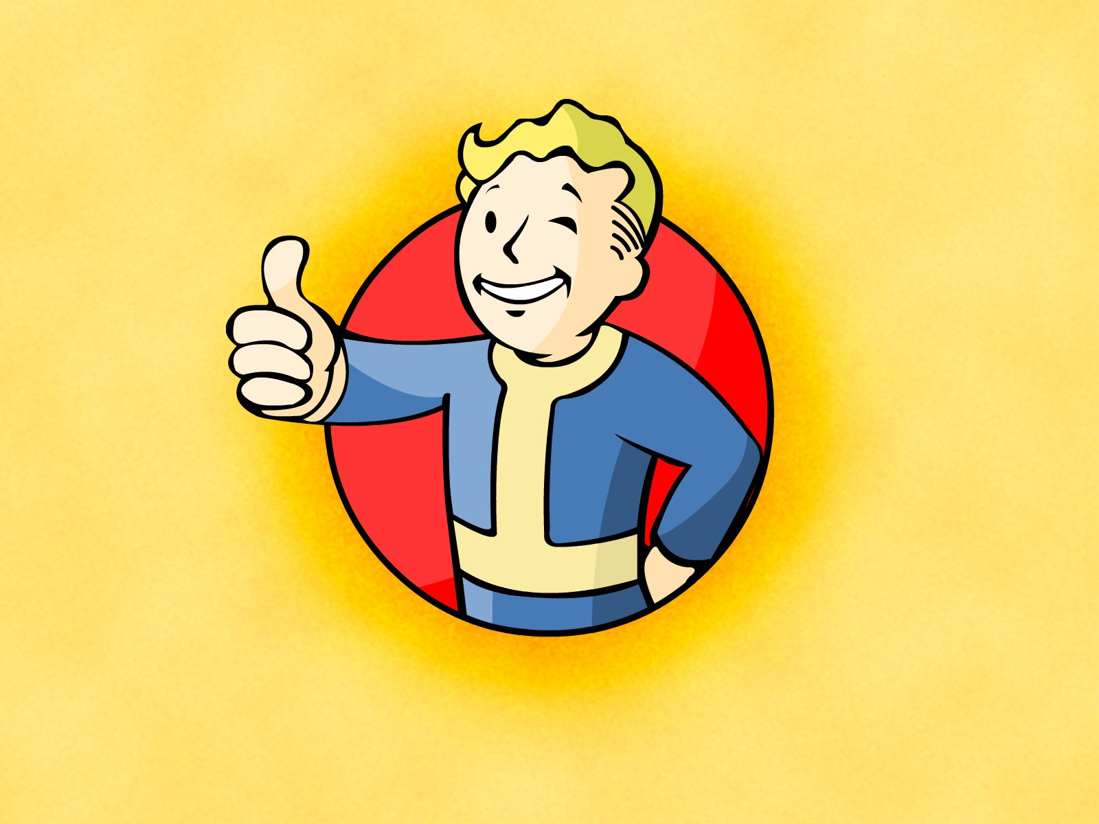 Fallout vault boy clipart hd black and white DeviantArt: More Like Fallout 3 Vault Boy by Tylertut black and white