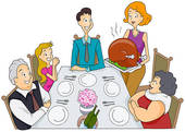 Familie beim essen clipart clip art library stock Familie beim essen clipart - ClipartFest clip art library stock