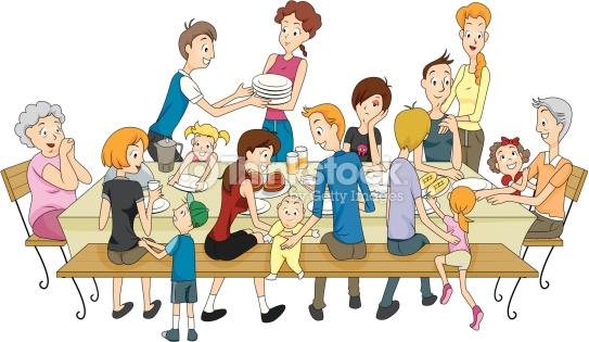 Familie beim essen clipart clipart library library Familie beim essen clipart - ClipartFest clipart library library
