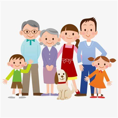 Family and dog clipart clip stock Free Dog Clipart family, Download Free Clip Art on Owips.com clip stock