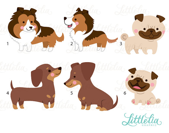 Family and dog clipart picture royalty free Dog mom and puppy clipart - family clipart - 16053 | Products ... picture royalty free