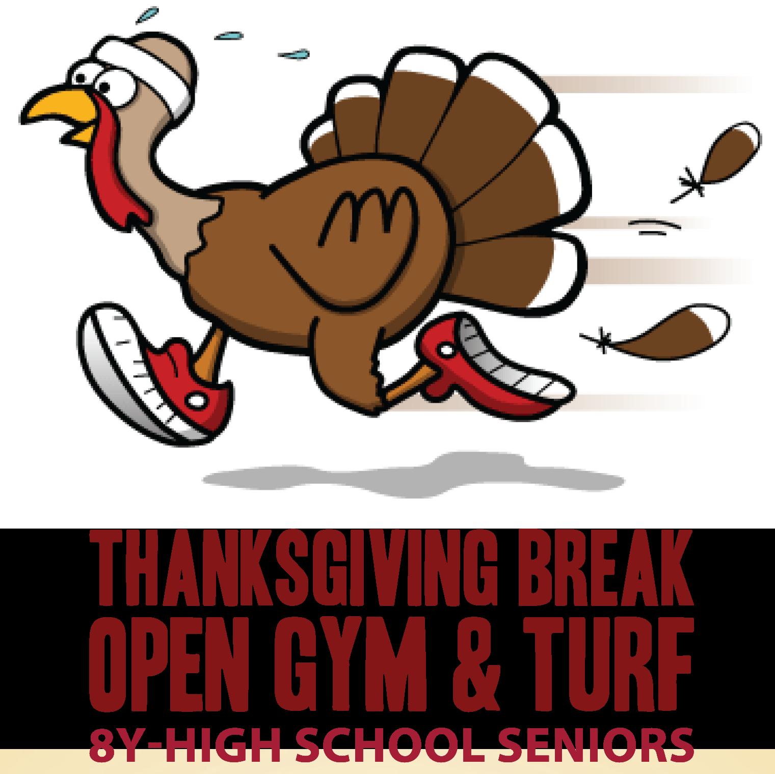 Family at thanksgiving break clipart jpg black and white download Thanksgiving Break Open Gym & Turf - Woodridge Park District ARC jpg black and white download