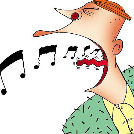 Family bad singing clipart free library Singer clipart bad singer - 172 transparent clip arts, images and ... free library