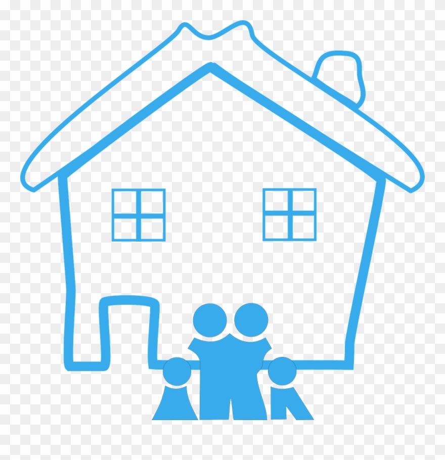 Family bonded cliparts clipart free Six Home Improvement Projects That Will Increase Your - Family Home ... clipart free