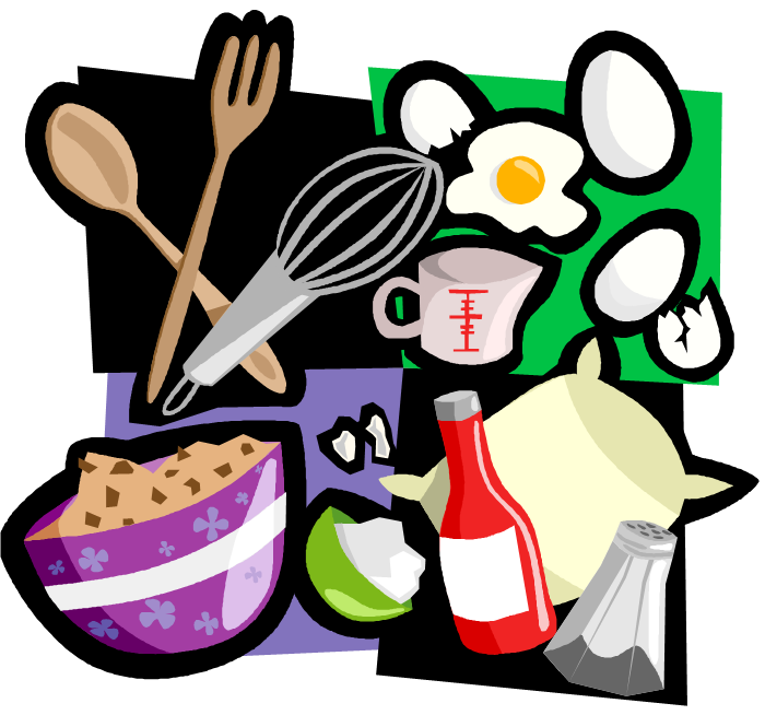 Family book clipart clip art freeuse library Family Book Bag: Cooking with Your Kids - Clip Art Library clip art freeuse library