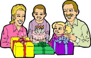 Family celebration clipart graphic free download Family celebration clipart » Clipart Portal graphic free download