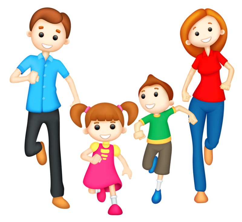Family clipart 5 people 2 daughters 1 son vector free 2.png | Pinterest | Dad daughter, Dads and Sons vector free