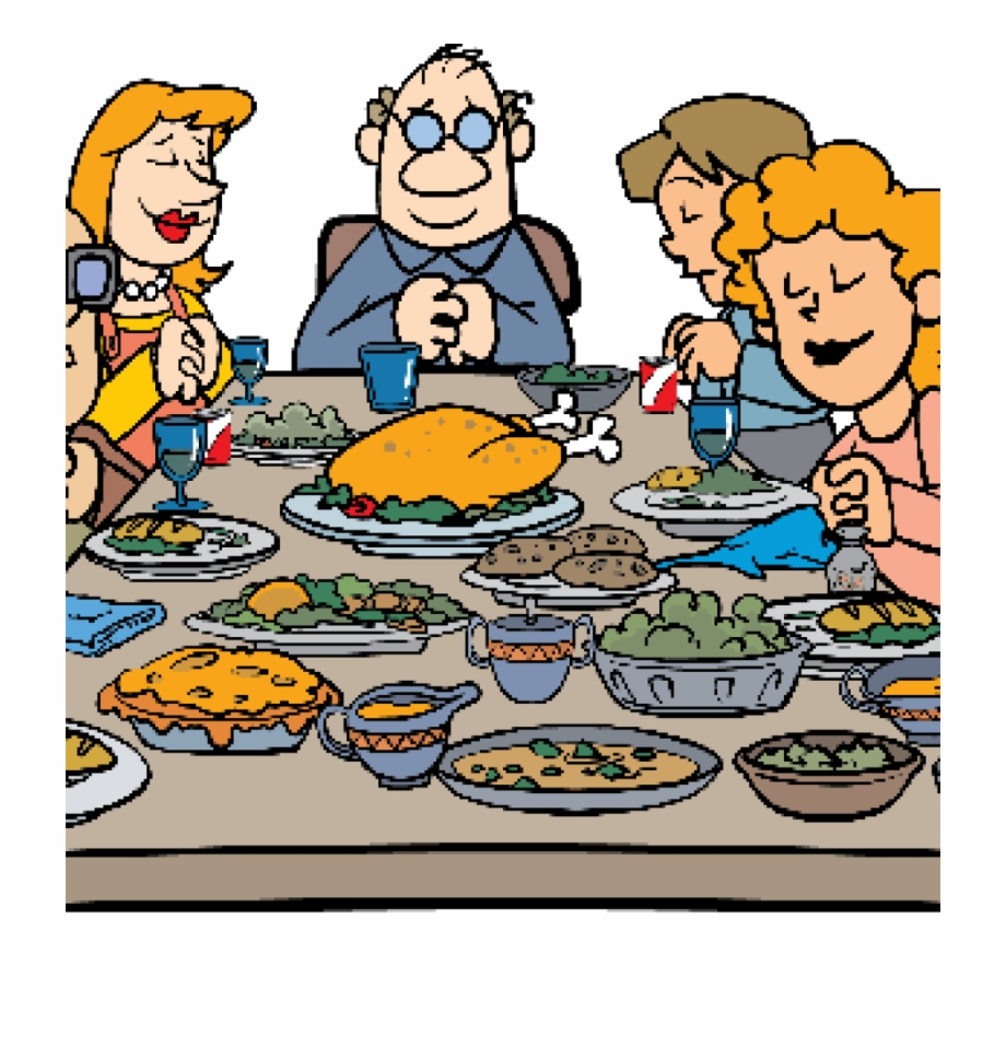 Family dinner clipart free png Thanksgiving Dinner Images Clip Art Thanksgiving Pilgrim - Family ... png