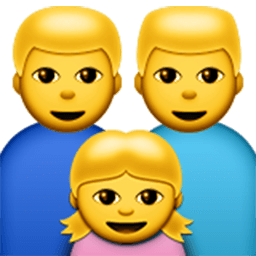 Family emoji clipart picture library library You seached for children emoji | Emoji.co.uk picture library library