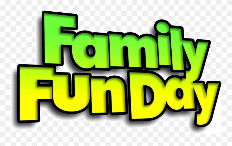 Family fun day clipart clip black and white stock Family Fun Day Web - Family Funday Clipart (#595226) - PinClipart clip black and white stock
