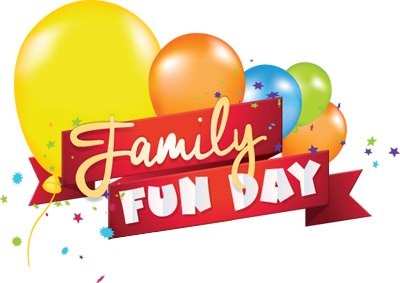 Family fun day clipart graphic stock Family Fun Day And BBQ For Cops For Kids @ Firehall Brewery ... graphic stock