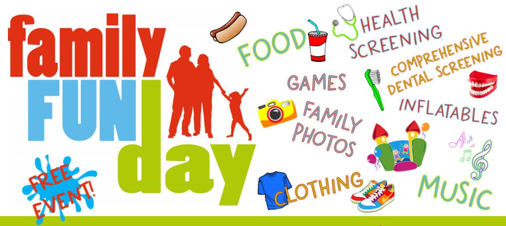 Family fun day clipart clip transparent library Family Fun Day - BridgeWater Church clip transparent library