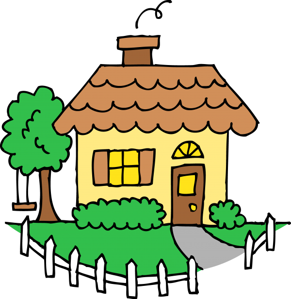 Family in a house clipart png royalty free library Thank you to our Family Promise volunteers | Saint John's Cathedral png royalty free library