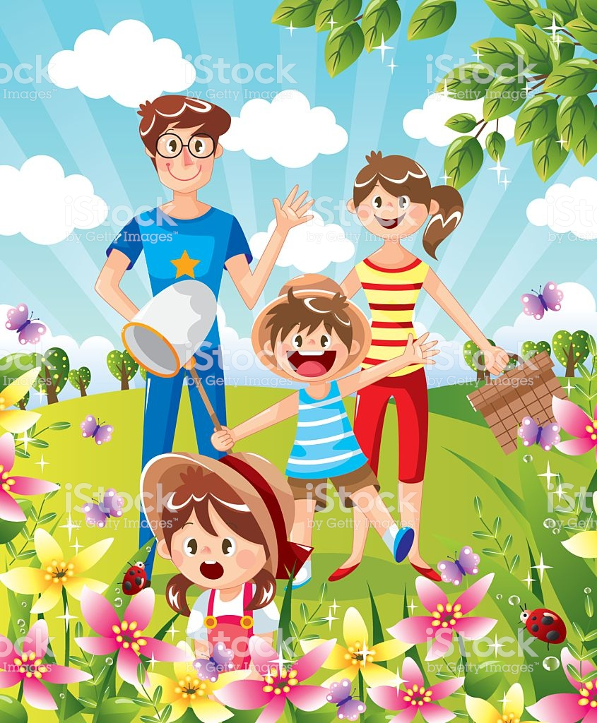 Family in the park clipart picture Families clipart park - 101 transparent clip arts, images and ... picture