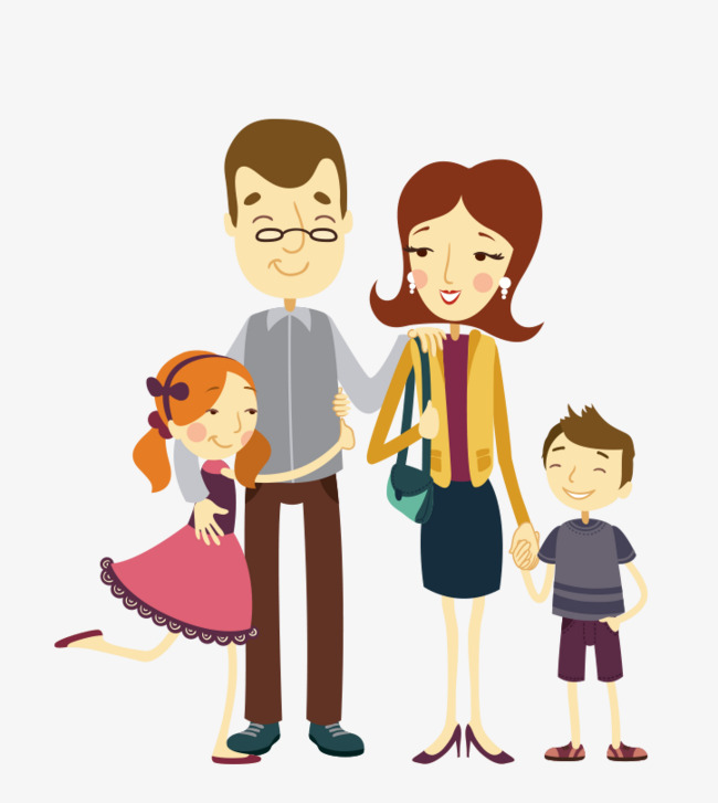 Family of four clipart clipart library library Family of four clipart 7 » Clipart Station clipart library library