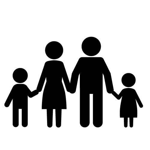 Free clipart of a family png freeuse download Free Family Icon Cliparts, Download Free Clip Art, Free Clip Art on ... png freeuse download