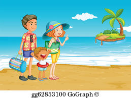 Family outing clipart clip free Outing Clip Art - Royalty Free - GoGraph clip free