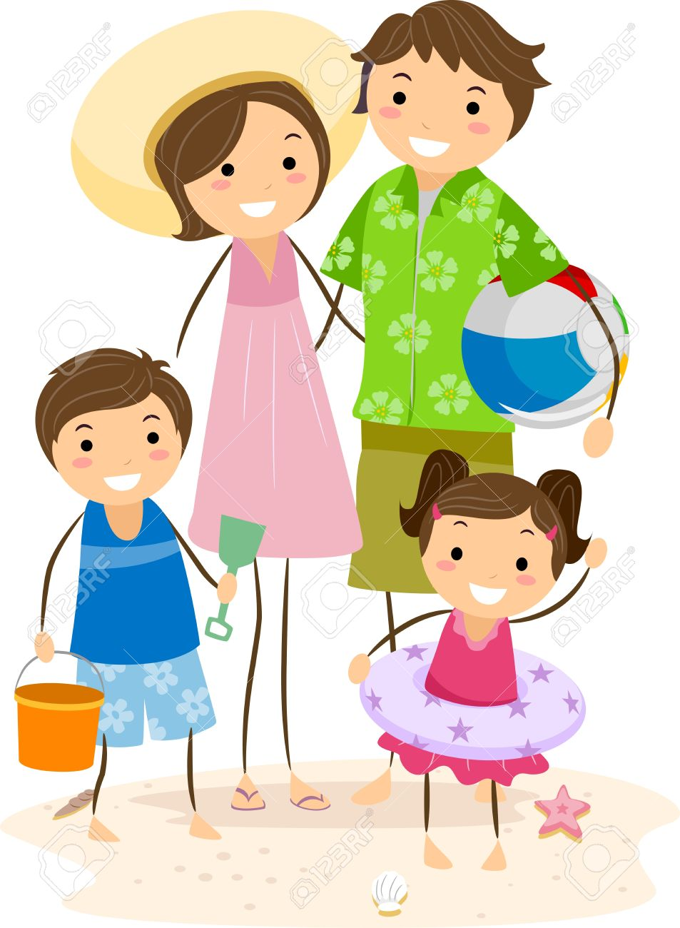 Family outing clipart svg library Family outing clipart 9 » Clipart Station svg library
