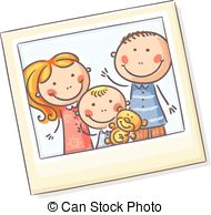 Family photo frames clipart png black and white library Family Frame Cliparts - Cliparts Zone png black and white library